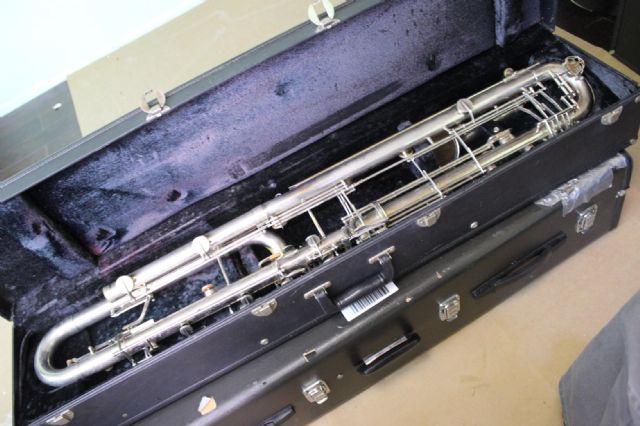 Leblanc Paperclip Contrabass Clarinet