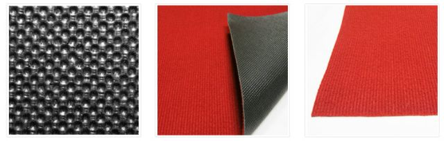 VIP 4' X 25' RED CARPET AND EVENT RUGS