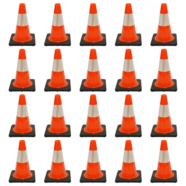 JBC Traffic Cone 20 PCS Set, RS30008C3M4