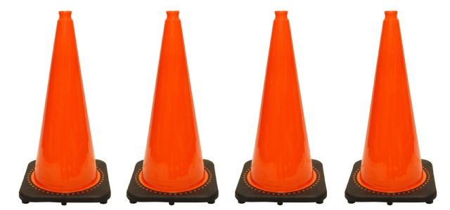JBC Traffic Cone 4 PCS Set RS70032C