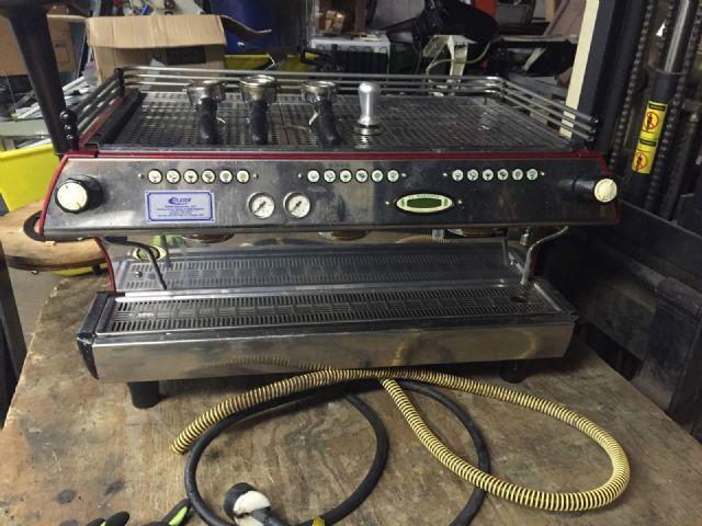 2012 La Marzocco FB/80 3 Group Automatic Espresso