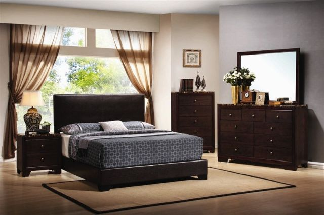 Conner 6 Piece Bedroom Set 300261 Coaster