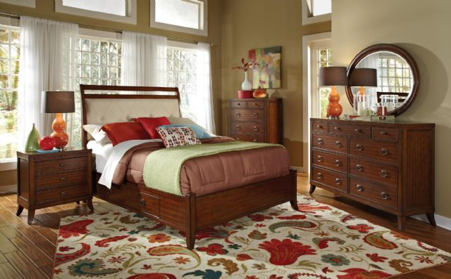 Ortiz Collection Queen Bed 203031Q by Coaster
