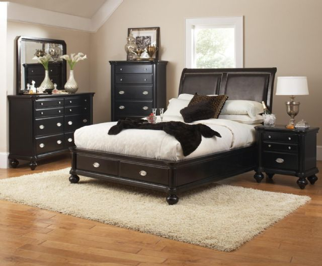 Valerie Collection Queen Bed 201861Q by Coaster