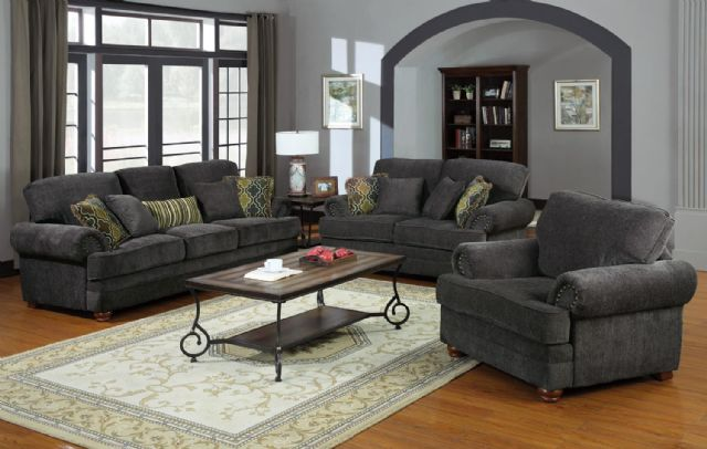 504401 COLTON COLLECTION SOFA BY COASTER