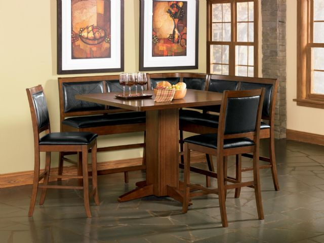 LANCASTER COUNTER HEIGHT DINING TABLE 101791