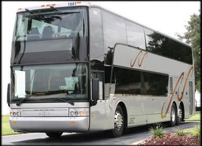 Florida Coach Bus Fleet| Coach Bus Charters