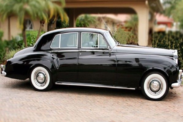 Antique Rolls Royce Rentals