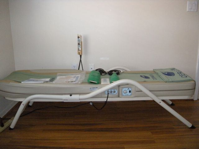 Barely Used Ceragem Thermo Massage Bed. CGM-M3500