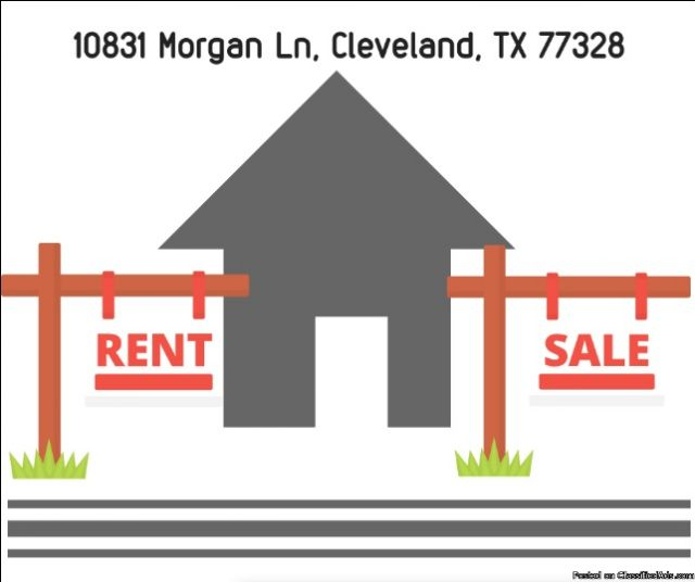 Single-Family Home in Cleveland, TX for SALE!