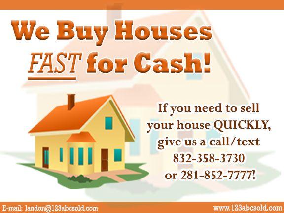 ¡ Compramos tu  casa rápido en CASH !