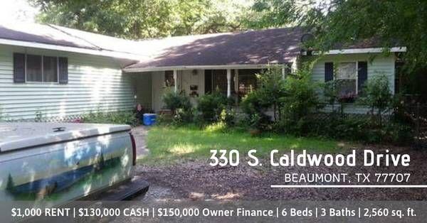 6 Bedroom Home For Sale! Owner Financing