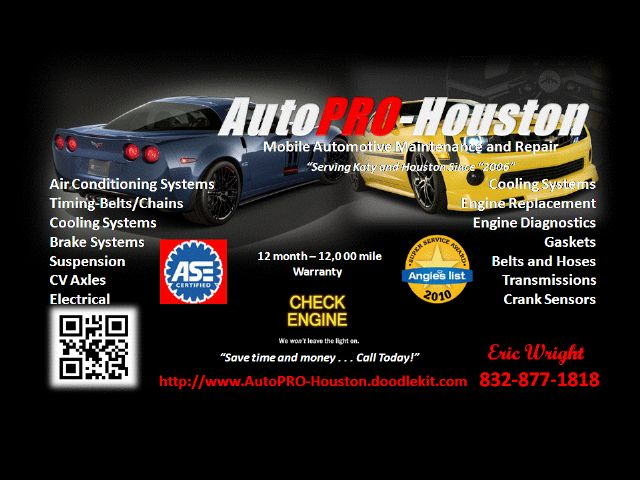 AUTO REPAIR SHOP and MOBILE TECHNICIANS