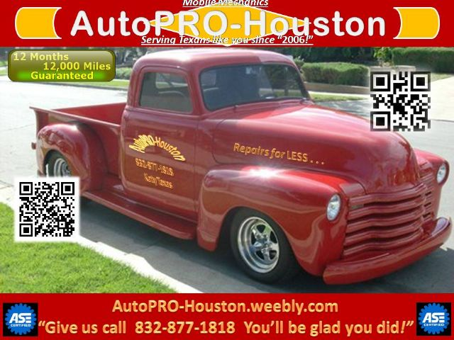 Mobile Maintenance and Repair all Areas of Houston