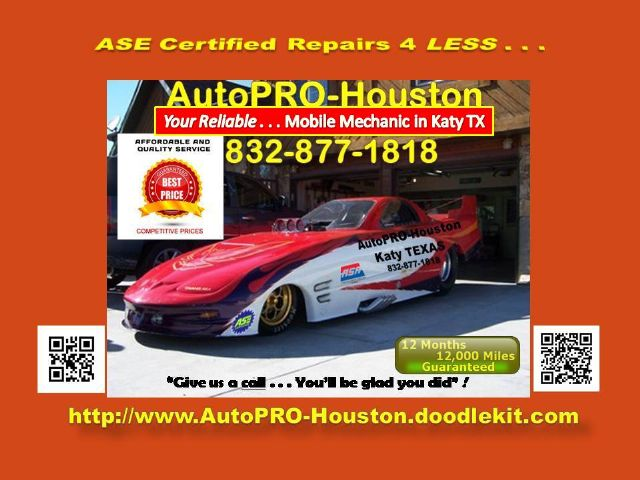 Diagnostics and Repair @ AutoPRO-Houston