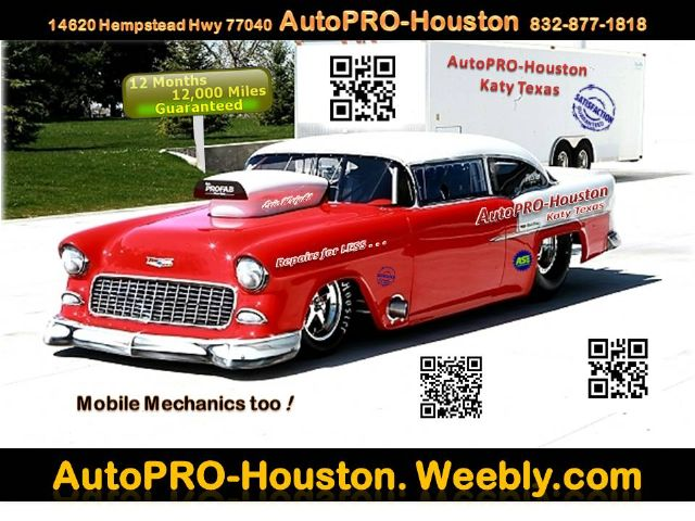 AutoPRO-Houston repair shop and mobile mechanics