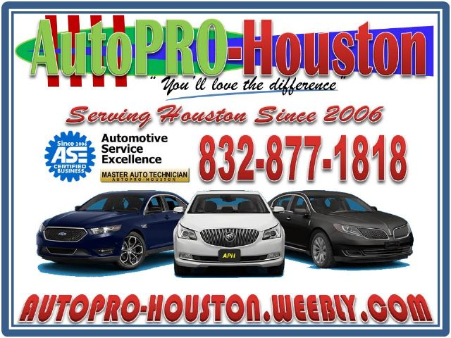 AutoPRO-Houston the CAR DOCTOR of Houston