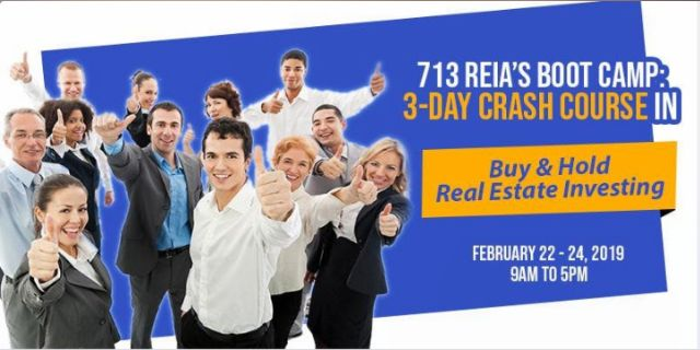 3-Day Crash Course in Buy&Hold RE Investing