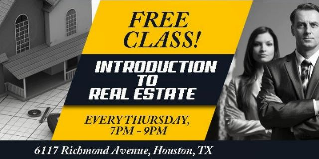 Free Class: Intro to RE Investing by 713REIA