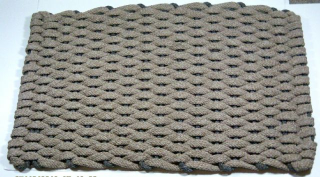Rockport Rope Doormats Elegant hand woven  $40 del