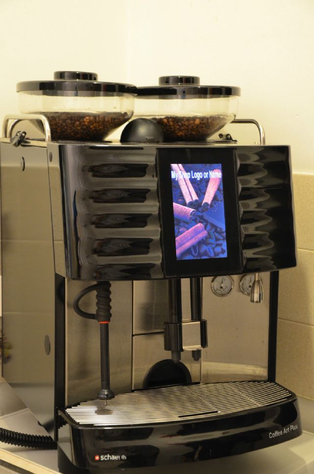 2012 schaerer coffee art plus touchit machine houston texas tools for sale classified ads. Black Bedroom Furniture Sets. Home Design Ideas
