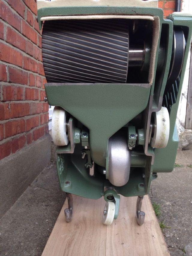 Lagler Hummel Floor Sanding Machine Houston Texas Tools