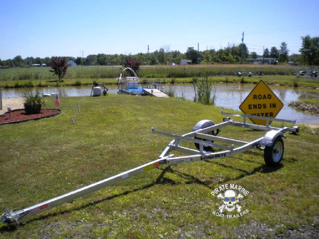 Trailers for boats and watercraft