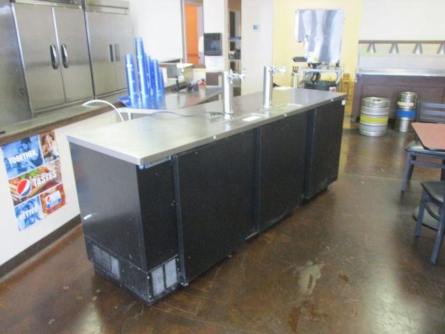 Beverage Air Refrigerated Kegerator RTR#8081764-05