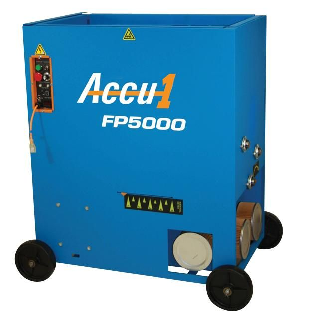 Insulation Fireproofing Machine, Accu1 FP5000
