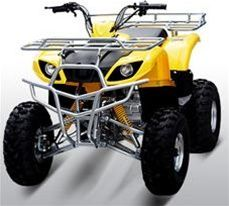 150cc Champion 4 Stroke Fully Auto ATV