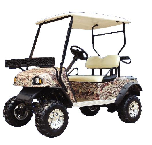 2 Seater Electric Golf Utility Cart