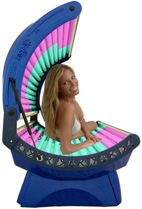 Introducing The Avalon 24 Home Tanning Bed