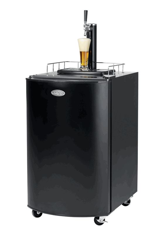 Kegorator Beer Keg Fridge