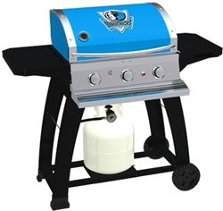 Dallas Mavericks Patio Series GAME-DAY BBQ Grill