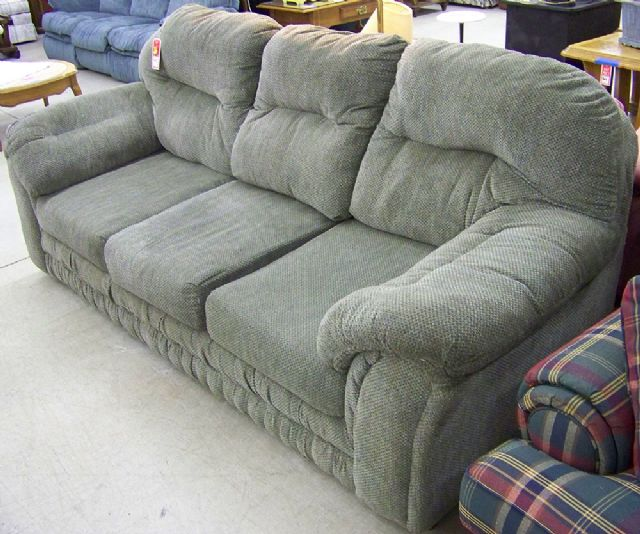 Green Sofa Decatur Illinois