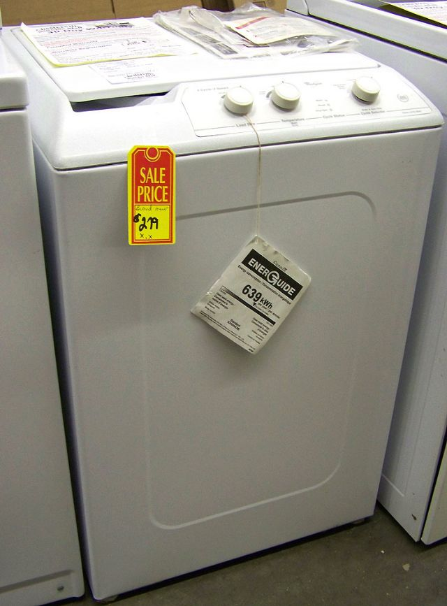 Whirlpool Apartment Size Washing Machine In Chesterville Il