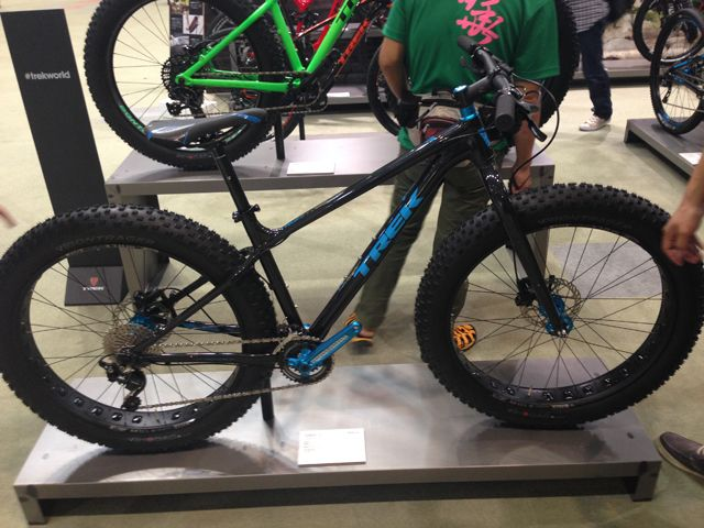 2015 Trek farley 6 Bike