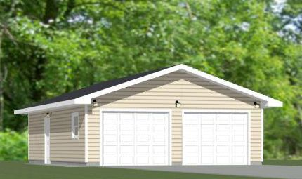 24x24 garage plans 2017 2018 best cars reviews for Garage 24x30