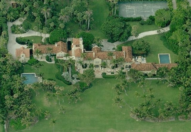 Billionaire Mansion In Palm Beach