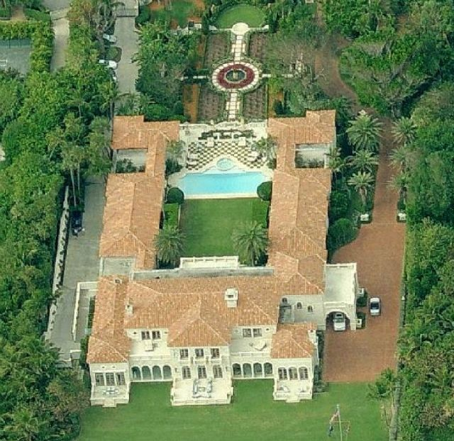 Another Billionaire Mansion In Palm Beach
