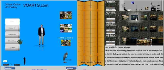Open 24/7 Nature Theme Products - Shower Curtains MANHATTAN NEW ...
