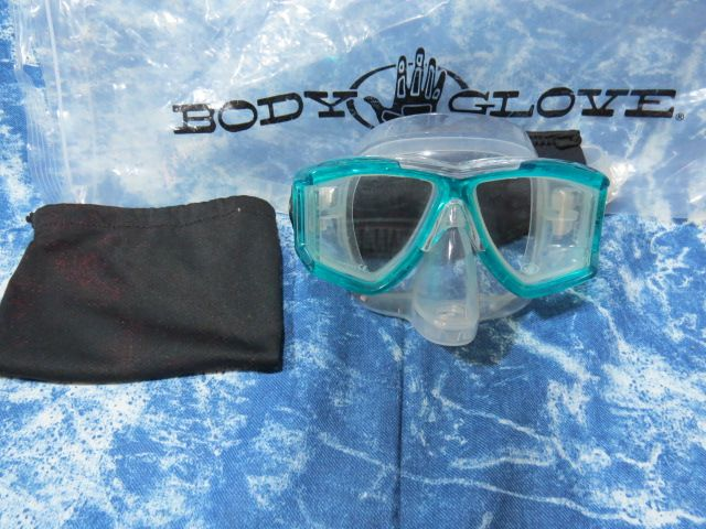 Body Glove mask and snorkel set