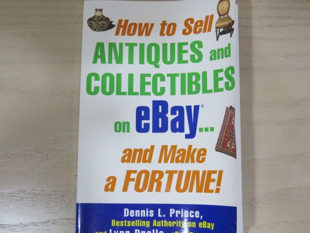 Selling Antiques and Collectibles on eBay