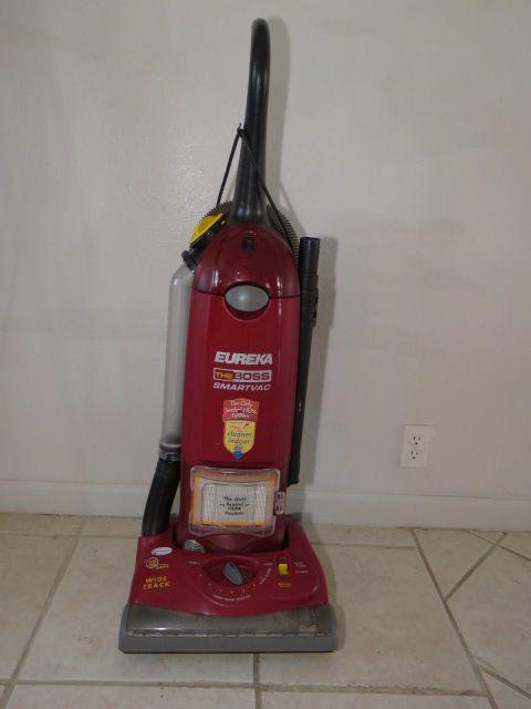 Eureka The Boss Smart Vacuum Cleaner