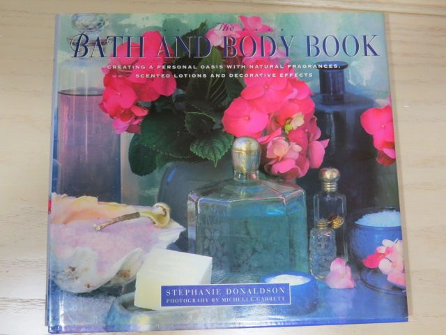 A how to book- Bath and Body Book