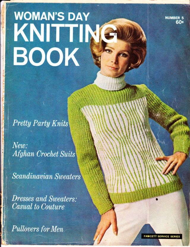 Old Knitting and Crochet Magazines