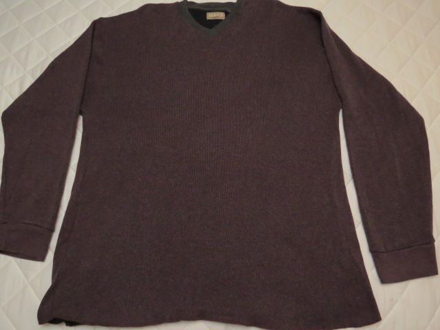 Man's 2XL long sleeve shirt