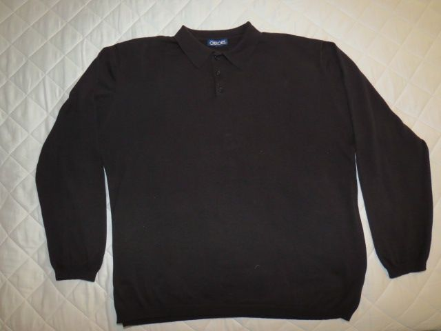 Man's Cherokee 2XL long sleeve shirt