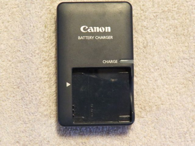 Canon Battery Charger #CB-2LV