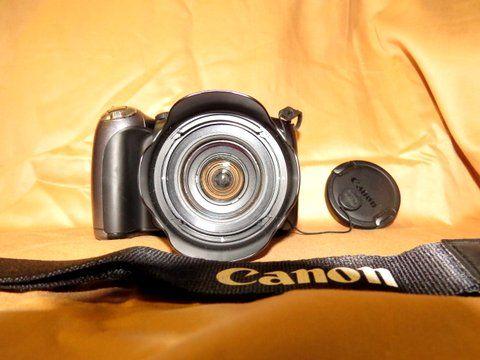 Canon SX10IS Camera